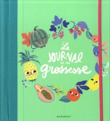Dernières parutions sur Grossesse - Accouchement - Maternité, Le journal de ma grossesse