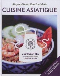 Dernières parutions sur Cuisine asiatique, Le grand livre Marabout de la cuisine asiatique
