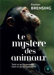 Dernières parutions sur Animaux, Le mystère des animaux