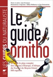 Souvent acheté avec Guide des mammifères d'Europe, d'Afrique du Nord et du Moyen-Orient, le Le guide Ornitho