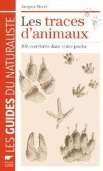 Souvent acheté avec Guide de l'abeille, le Les traces d'animaux