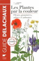 Souvent acheté avec V.R.D Voirie Réseaux Divers, le Les plantes par la couleur