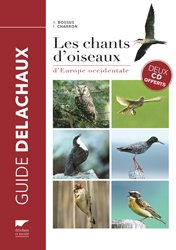 Nouvelle édition Les chants d'oiseaux d'Europe occidentale
