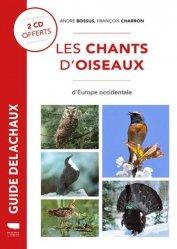Dernières parutions sur Ornithologie, Les Chants d'Oiseaux d'Europe Occidentale