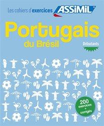 Dernières parutions sur Auto apprentissage, Les Cahiers d'Exercices Portugais du Brésil - Débutants