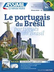Dernières parutions sur Portugais brésilien, Pack CD - Le Portugais du Brésil - Portugês do Brasil - Débutants et Faux-débutants