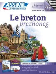 Dernières parutions sur Breton, Super Pack - Le Breton - Brezhoneg - Débutants et Faux-débutants