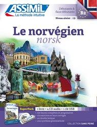 Dernières parutions dans Sans peine, Le norvégien superpack usb