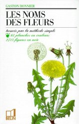 Souvent acheté avec Les Carnivores des départements et territoires d'Outre-Mer, le Les noms des fleurs trouvés par la méthode simple
