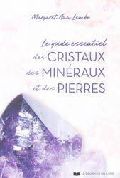 Dernières parutions sur Lithothérapie, Le guide essentiel des cristaux des minéraux et des pierres
