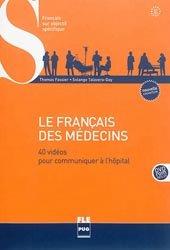 Dernières parutions sur Français spécialisé, Le français des médecins