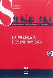Dernières parutions sur Français spécialisé, Le français des infirmiers