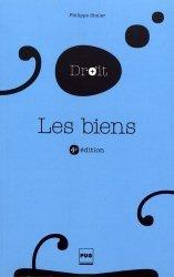 Dernières parutions dans Le droit en plus, Les biens. 4e édition