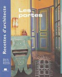 Dernières parutions dans Recettes d'architecte, Les portes