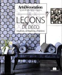 Dernières parutions dans Art & Décoration, Leçons de déco