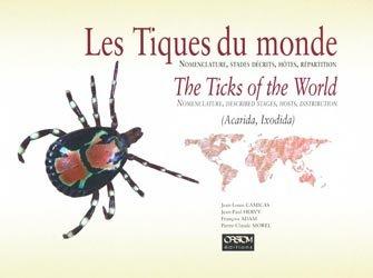 Souvent acheté avec Guide des mouches et des moustiques, le Les tiques du monde / Ticks of the World