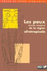 Souvent acheté avec Les principales pathologies des grands gibiers Livret 3, le Les poux (Insecta, Anoplura) de la région afrotropicale