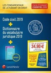 Nouvelle édition Les fondamentaux de l'étudiant en droit - Pack essentiel