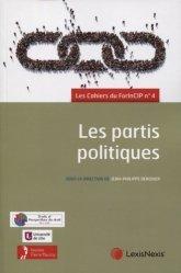 Dernières parutions sur Sciences politiques, Les partis politiques