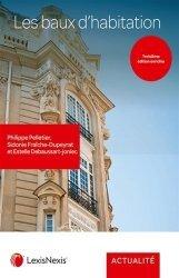 Dernières parutions dans Actualité, Les baux d'habitation après la loi Elan. 3e édition