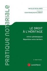 Dernières parutions sur Notariat, Le droit à l'héritage