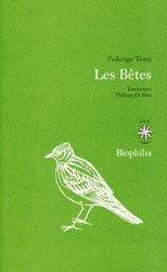 Dernières parutions dans Biophilia, Les Bêtes