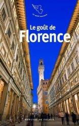 Dernières parutions dans Le petit Mercure, Le goût de Florence