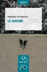 Dernières parutions dans Que sais-je ?, Le suicide