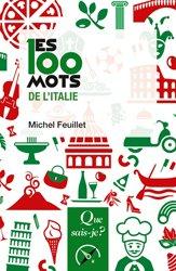 Dernières parutions dans Que sais-je ?, Les 100 mots de l'Italie