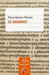 Dernières parutions dans Que sais-je ?, Le sanskrit