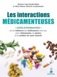Souvent acheté avec Top 100 des interactions médicamenteuses, le Les interactions médicamenteuses