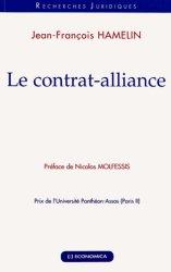 Dernières parutions dans Recherches Juridiques, Le contrat-alliance