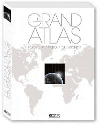 Souvent acheté avec Grand atlas géographique Le Monde, le Le Grand Atlas encyclopédique et géographique du monde