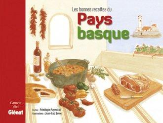 Dernières parutions dans Carnets d'ici, Les bonnes recettes du Pays Basque