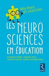Dernières parutions sur Neurosciences, Les neurosciences en éducation