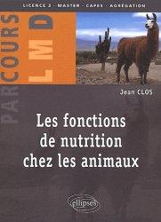 Souvent acheté avec Les sols, le Les fonctions de nutrition chez les animaux