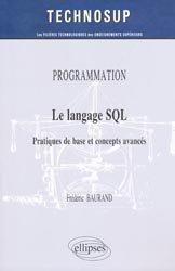 Dernières parutions sur SQL, Le langage SQL