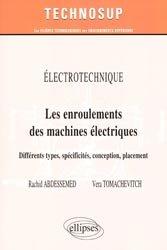 Souvent acheté avec Analyse des circuits électriques, le Les enroulements des machines électriques