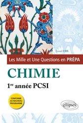 Souvent acheté avec Chimie PC - PC*, le Chimie