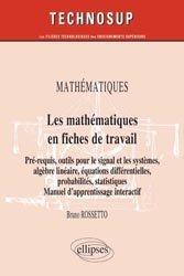Souvent acheté avec Histoire des nombres, le Les mathématiques en fiches de travail