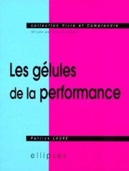 Dernières parutions dans Vivre & comprendre, Les gélules de la performance
