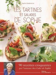 Dernières parutions sur Salades, Les tartines et salades