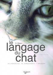 Souvent acheté avec Le Chat européen, le Le langage du chat