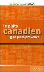 Souvent acheté avec La cuisson solaire, le Le puits canadien & le puits provençal