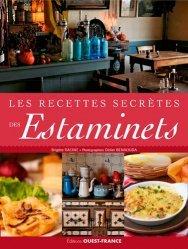 Nouvelle édition Les recettes secrètes des estaminets