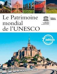 Nouvelle édition Le Patrimoine Mondial de l'Unesco