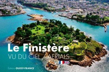 Dernières parutions sur Bretagne, Le Finistère vu du ciel. Edition bilingue français-anglais