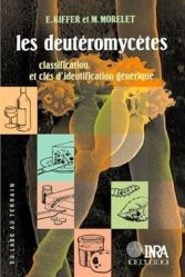 Souvent acheté avec Atlas et bibliographie des crustacés branchiopodes (Anostraca, Notostraca, Spinicaudata) de France métropolitaine, le Les deutéromycètes