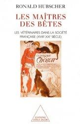Souvent acheté avec La PAC Son histoire, ses réformes, le Les maitres des bêtes Les vétérinaires dans la société française (XVIIIème-XXème siècles)