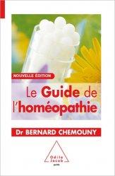 Souvent acheté avec Relation médecin-malade Enjeux, pièges et opportunités Situations pratiques, le Le guide de l'homéopathie
